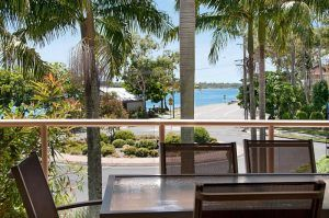 Idyllic Noosaville riverfront accommodation