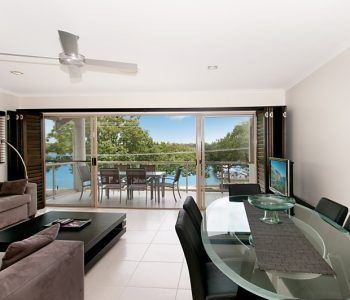 Noosaville self contained accommodation