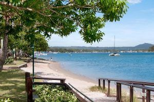 Accommodation near the Noosa River & Gympie Terrace
