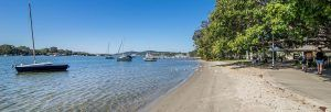 Noosa River accommodation